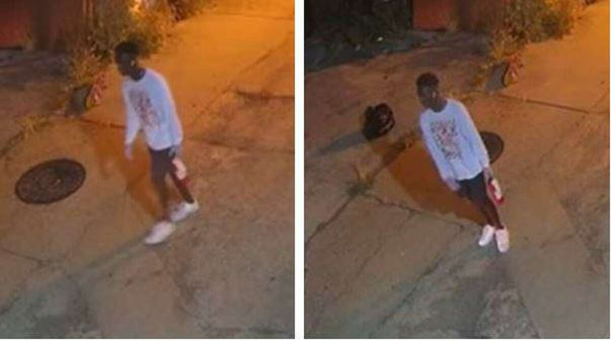 The Texas Department of Public Safety is asking for the public's help in identifying an individual who threw a Molotov cocktail against a church near the Texas Capitol on Aug. 31. A reward of up to $10,000 is being offered for information that leads to identification and arrest.