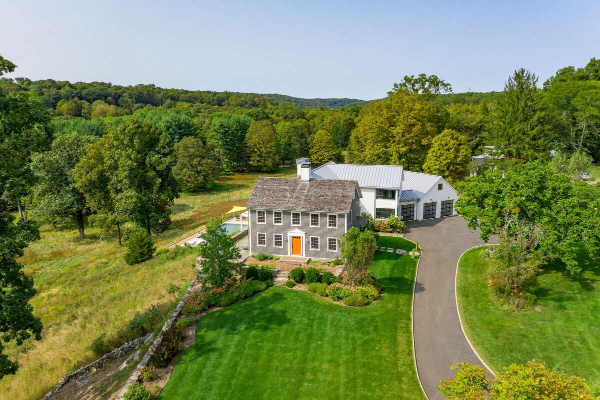 Seeley Farm in Wilton is on the market for $7,499,000.