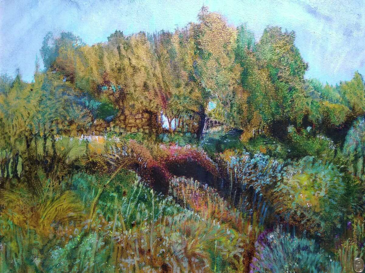 The Sharon Historical Society & Museum is pleased to announce the opening of the next exhibit in Gallery SHS, a retrospective of works by Richard Roney-Dougal, to be held at the Sharon Historical Society & Museum's Gallery SHS from Sept. 4-Oct. 15.
