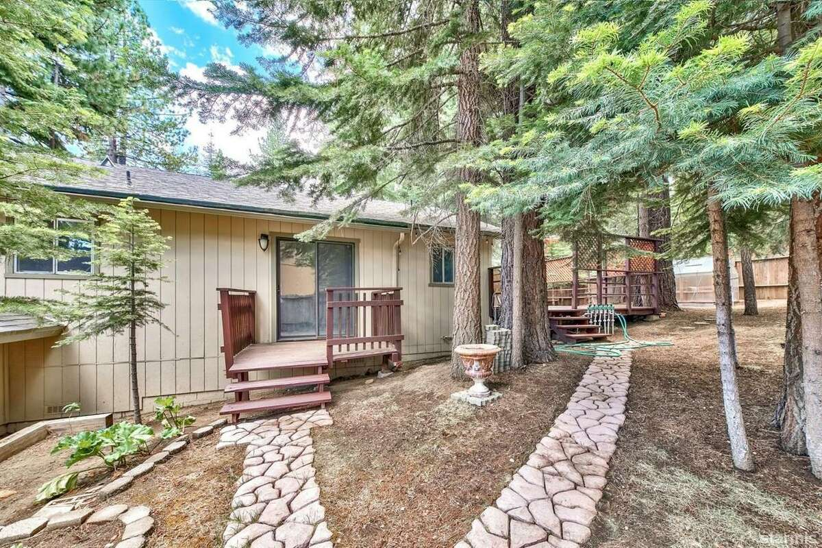 The three-bedroom South Lake Tahoe home on Ojibwa St. sold on Sept. 3 despite being near the Caldor Fire.