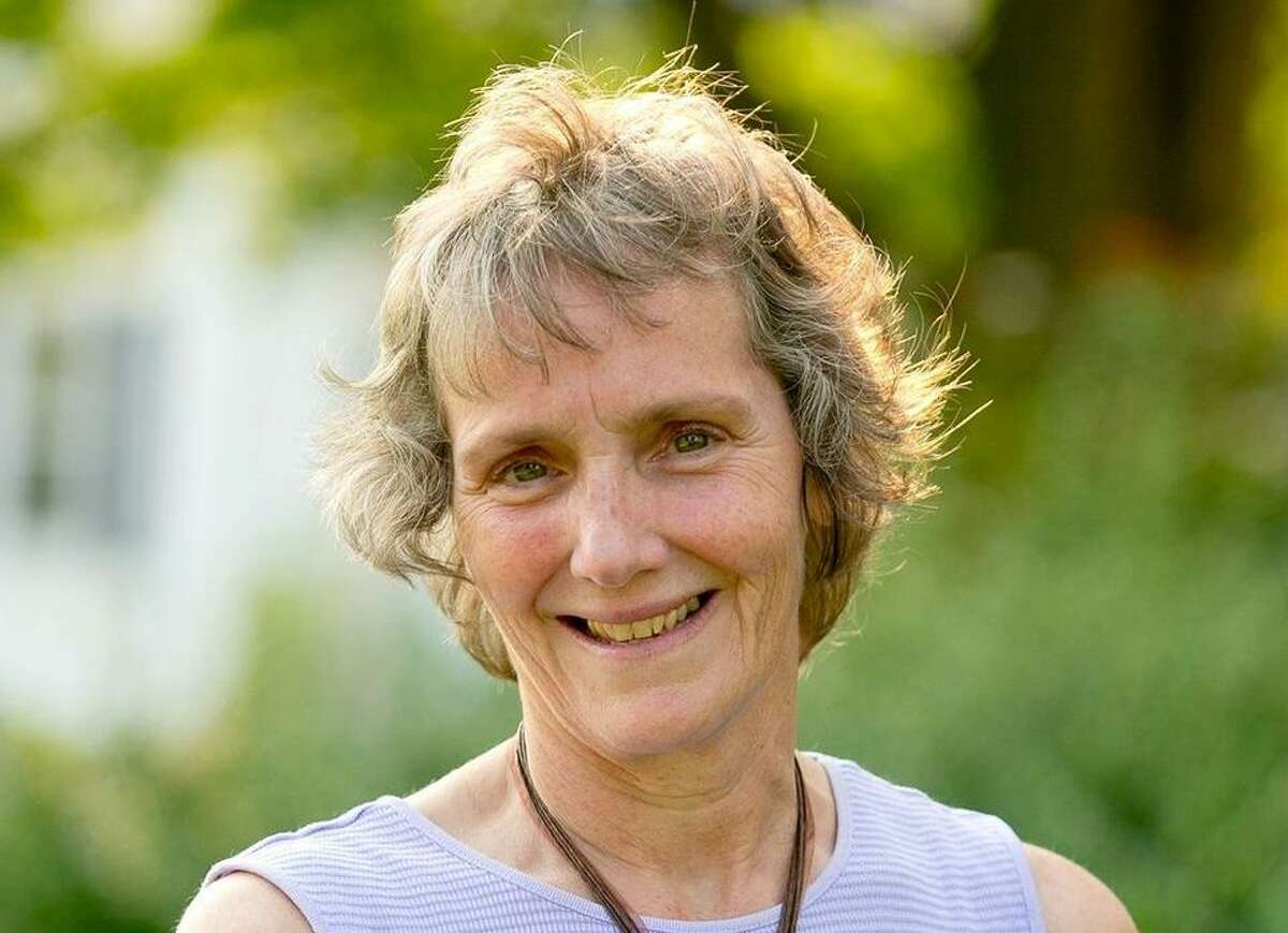 Kathleen Callahan, a Democrat running for Town Council District 10 in Stratford.
