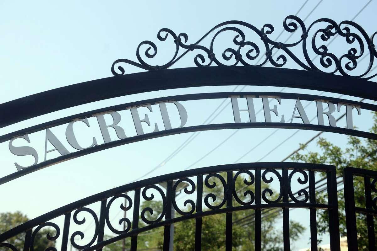Sacred Heart University, in Fairfield, Conn. Aug. 26, 2021.