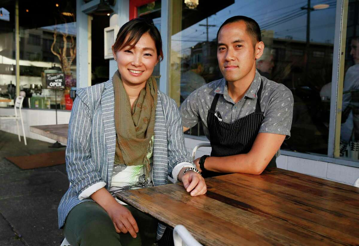 Yuka Ioroi and chef Kris Toliao, owners of Cassava, hope to reopen in North Beach in time for the San Francisco restaurant's 10th anniversary.
