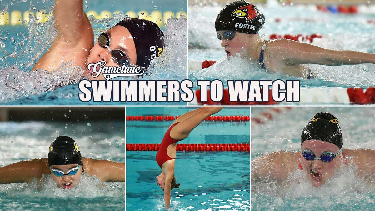 GameTimeCT 25 swimmers to watch for the 2021 season