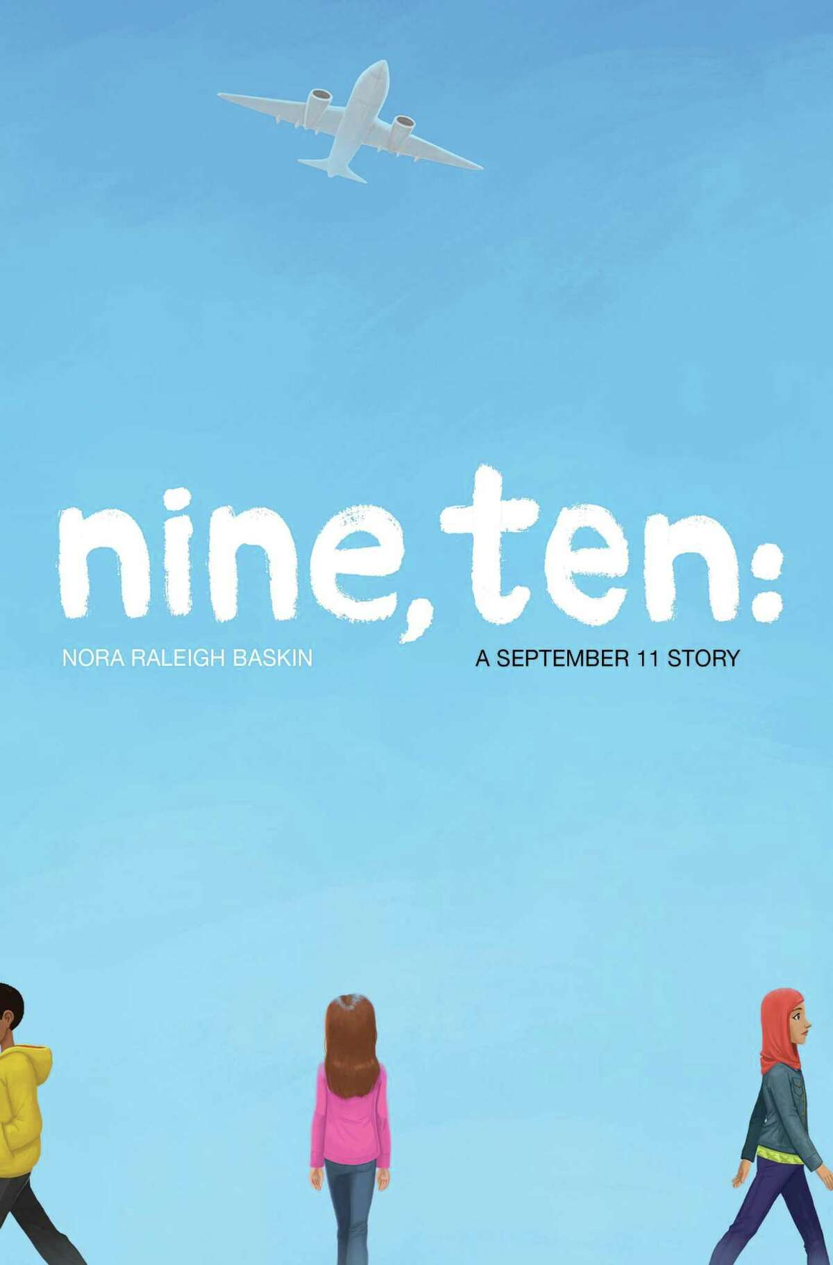 """Nora Baskin of Weston will speak Sept. 10, 2021 at the Westport Library about her middle grade novel """"Nine, Ten: A September 11 Story."""" She also has some guidance on how parents can talk to children about that event."""
