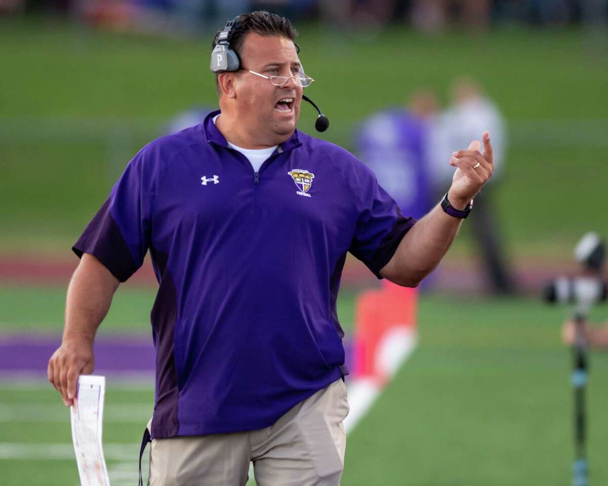 CBA football coach Bob Burns has the Brothers undefeated in his first season with the school, but unbeaten Shaker is the next foe on Friday night.