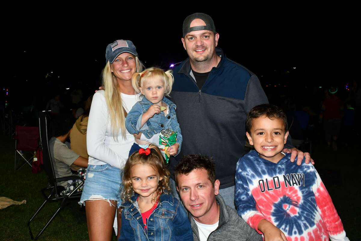 The Derby-Shelton fireworks were held at the Riverwalk in Shelton, Conn. on Friday, Sept. 3, 2021. The event began with a concert and the fireworks - delayed from the July 4 holiday - concluded the night. Were you SEEN?