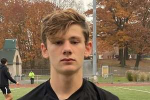 Law's Lex Edwards (above) and Fillipe Mourao were named All-State in boys soccer.