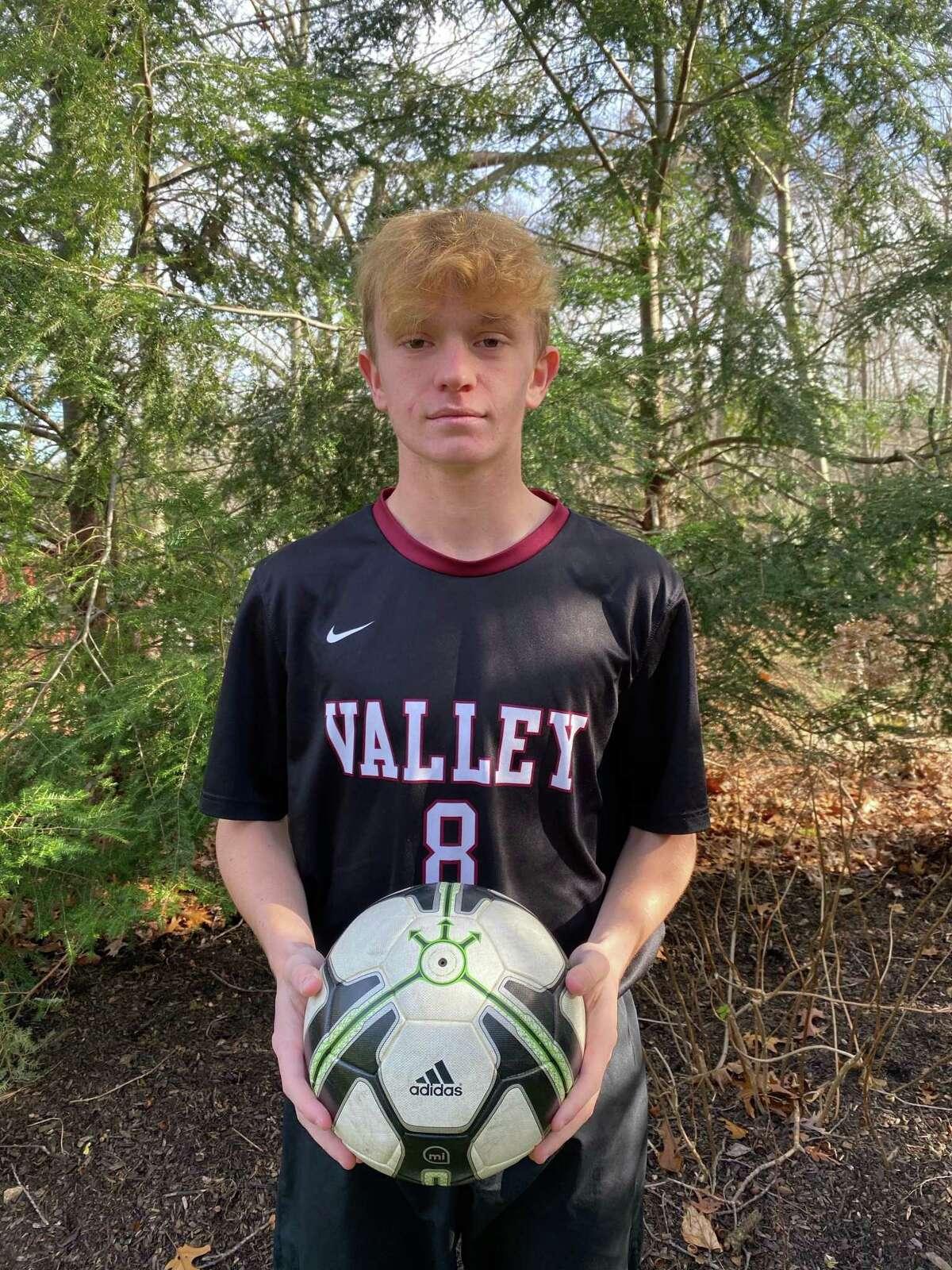 Jake Burdick, Valley Regional boys soccer