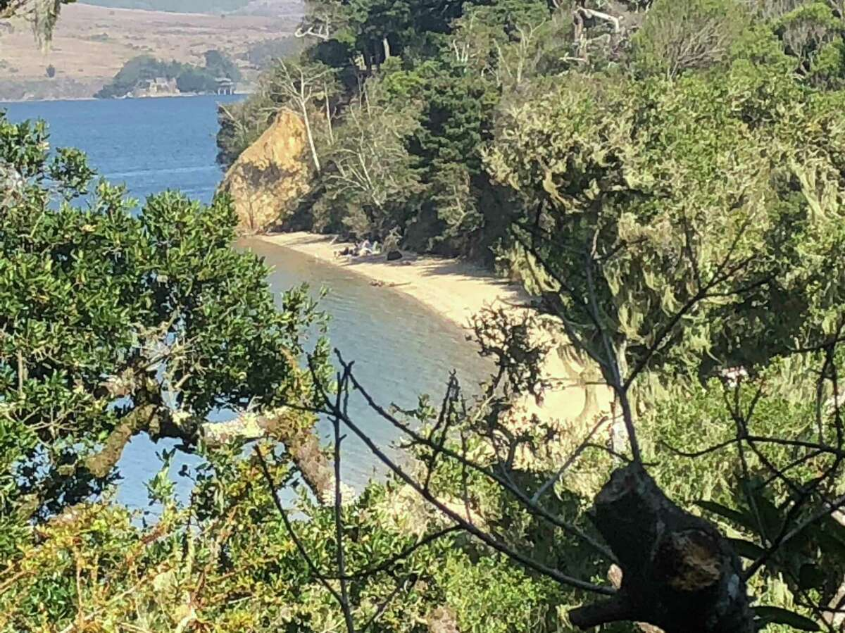 Hearts Desire Beach, Tomales Bay