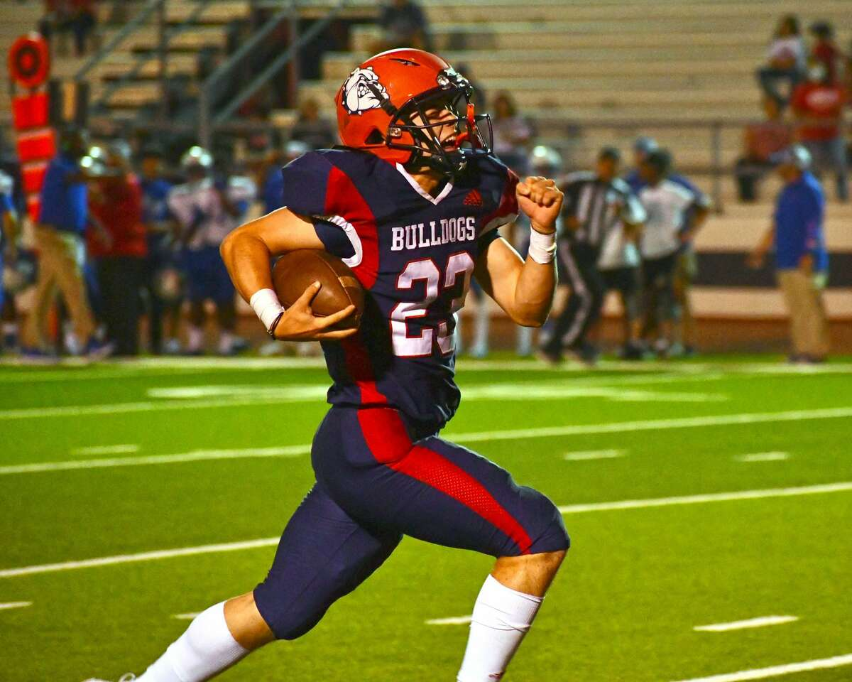 Plainview hosted Amarillo Palo Duro in a non-district football game on Friday in Greg Sherwood Memorial Bulldog Stadium. Palo Duro won 64-41.
