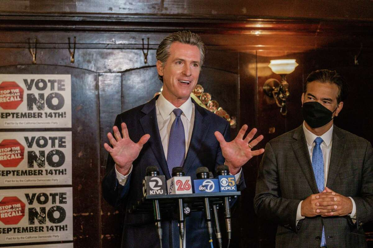 Gov. Gavin Newsom's death penalty moratorium could end if he loses the recall election.