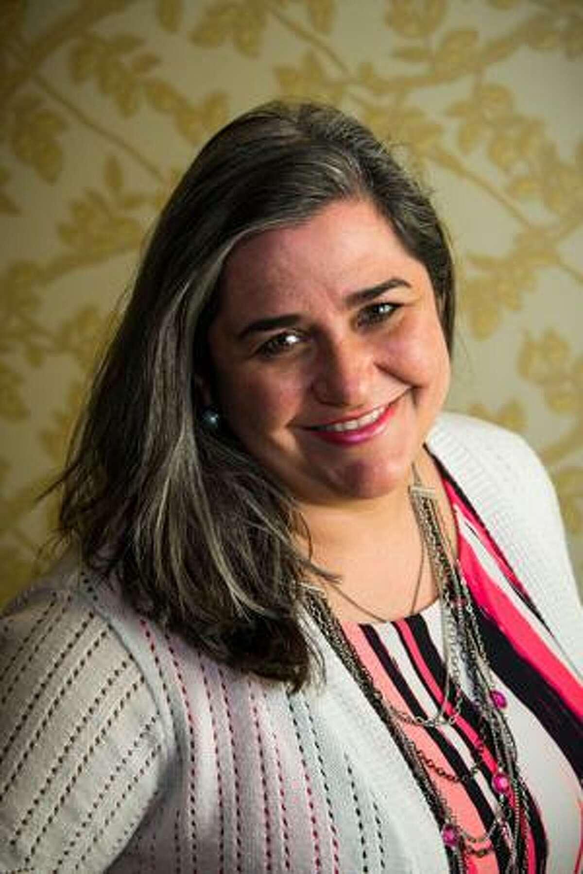 Spring ISD Community Engagement Coordinator and 2021-22 TEPSA President Dr. Lorena Zertuche.