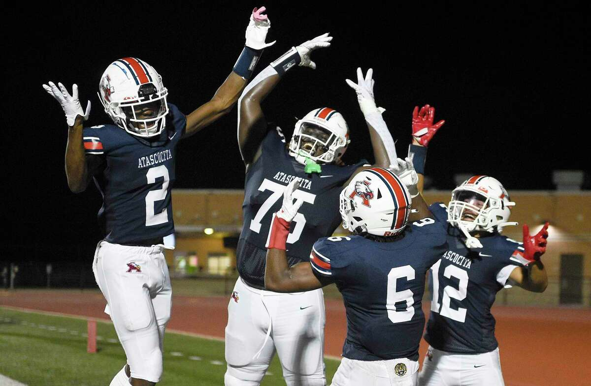 Atascocita handed powerhouse Allen its first home loss at Eagle Stadium on Friday night.