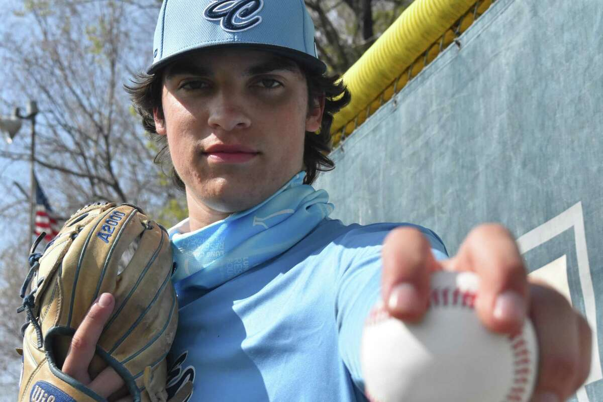 After starring at East Catholic High this spring, Frank Mozzicato was picked No. 7 overall by Kansas City in the MLB Draft and is now the top prospect from Connecticut in the minor leagues.