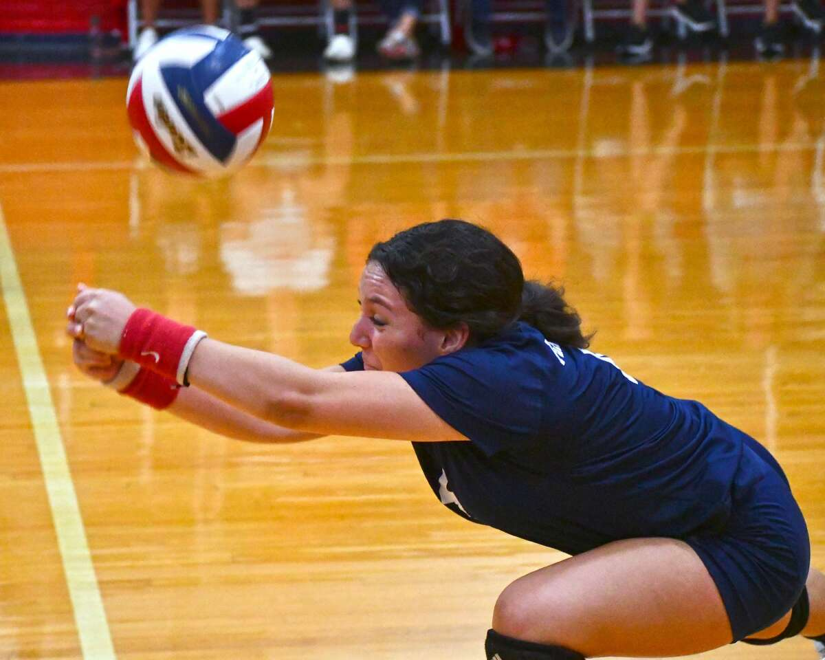 Plainview defeated Plains 3-1 in a non-district volleyball match on Saturday in the Dog House. Plains is ranked 15th in Class 2A.