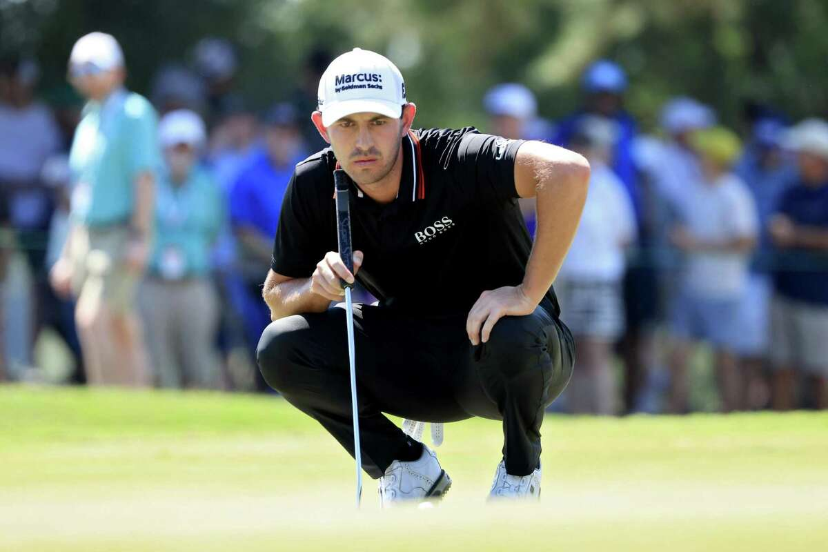 Patrick Cantlay will carry a two-shot lead into the final round of the PGA Tour Championship in Atlanta. Coverage begins at 9 a.m. Sunday on the Golf Channel and moves to NBC at 10:30 a.m.