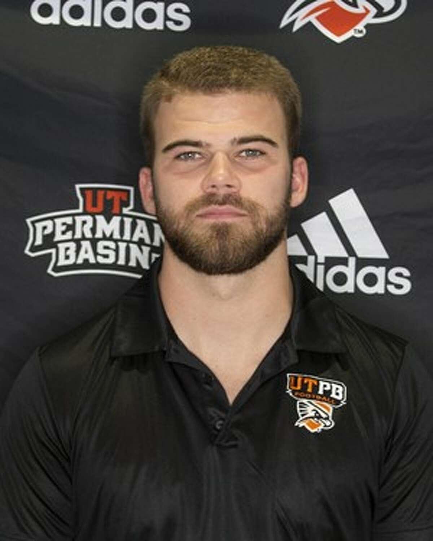 UTPB quarterback Clayton Roberts