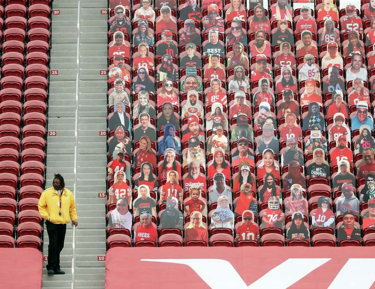 The pandemic has added another factor to the 49ers' dispute with Santa Clara over rent.