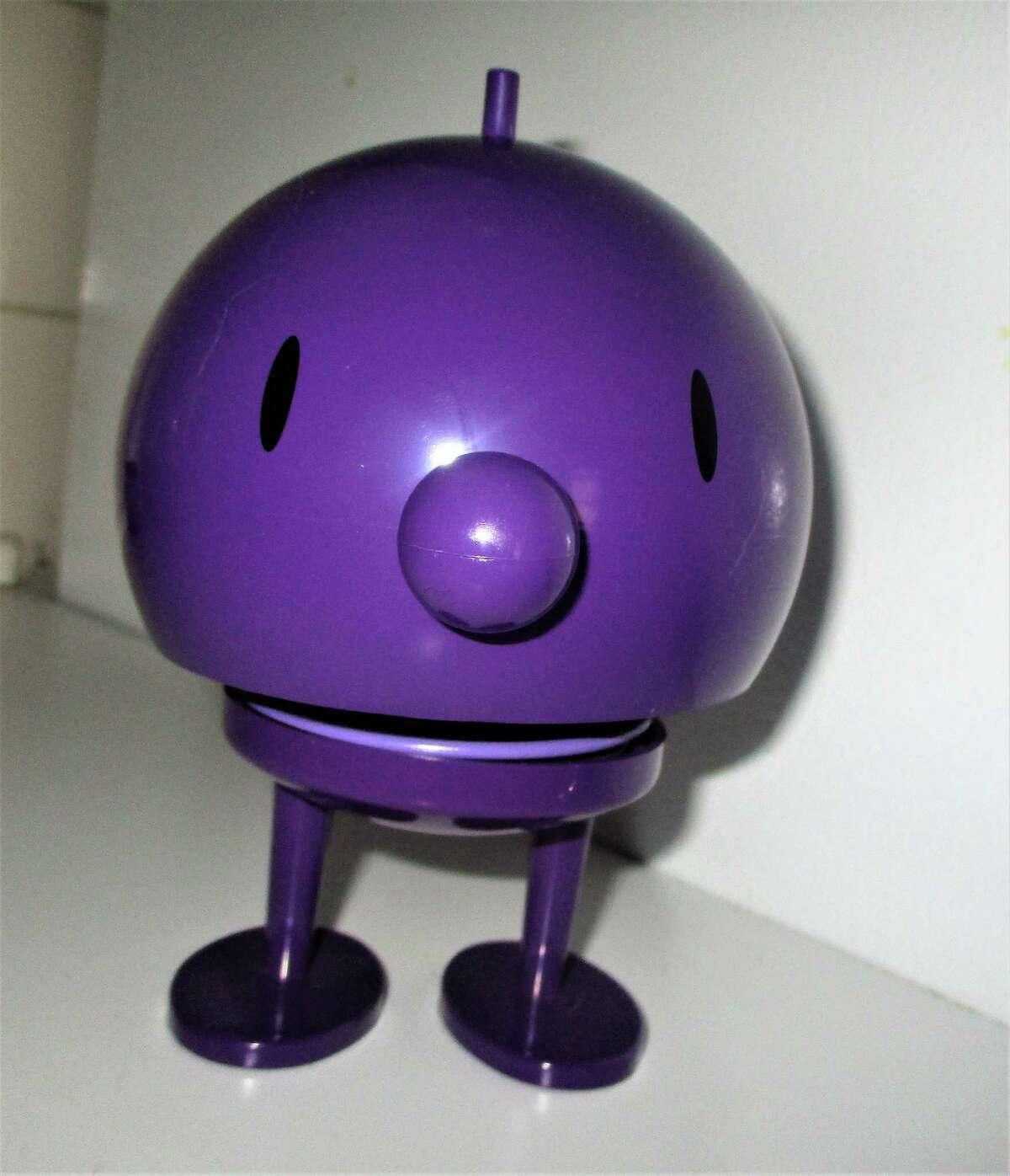 Buddy the Bobble Head