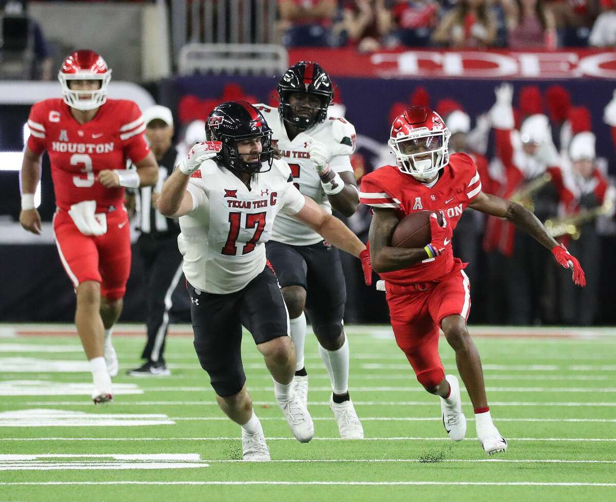 UH and Texas Tech, once foes in the Southwest Conference, met Saturday in a preview of their looming association in the Big 12.
