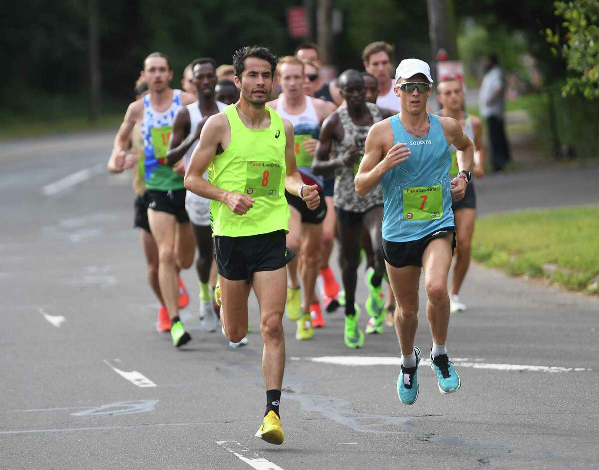 The Faxon Law New Haven Road Race in New Haven, Conn. on Monday, September 2, 2019.