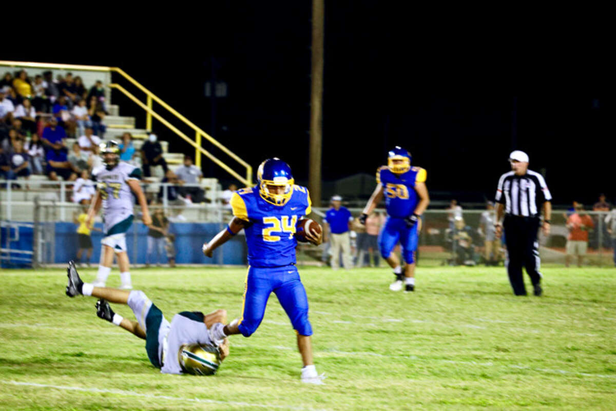 Hale Center defeated Amarillo Highland Park 26-12 in a non-district football game on Friday at Hale Center.