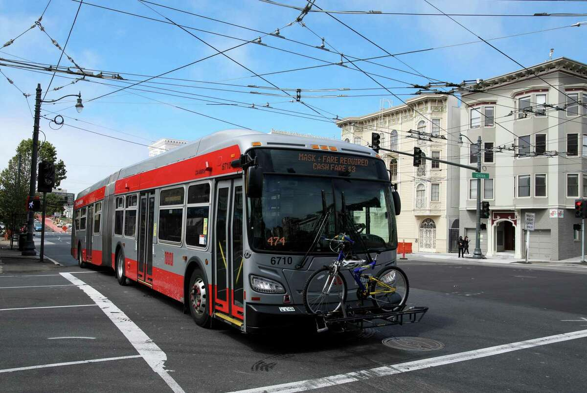 Muni is exploring alternatives as ridership shifts from downtown to neighborhoods.