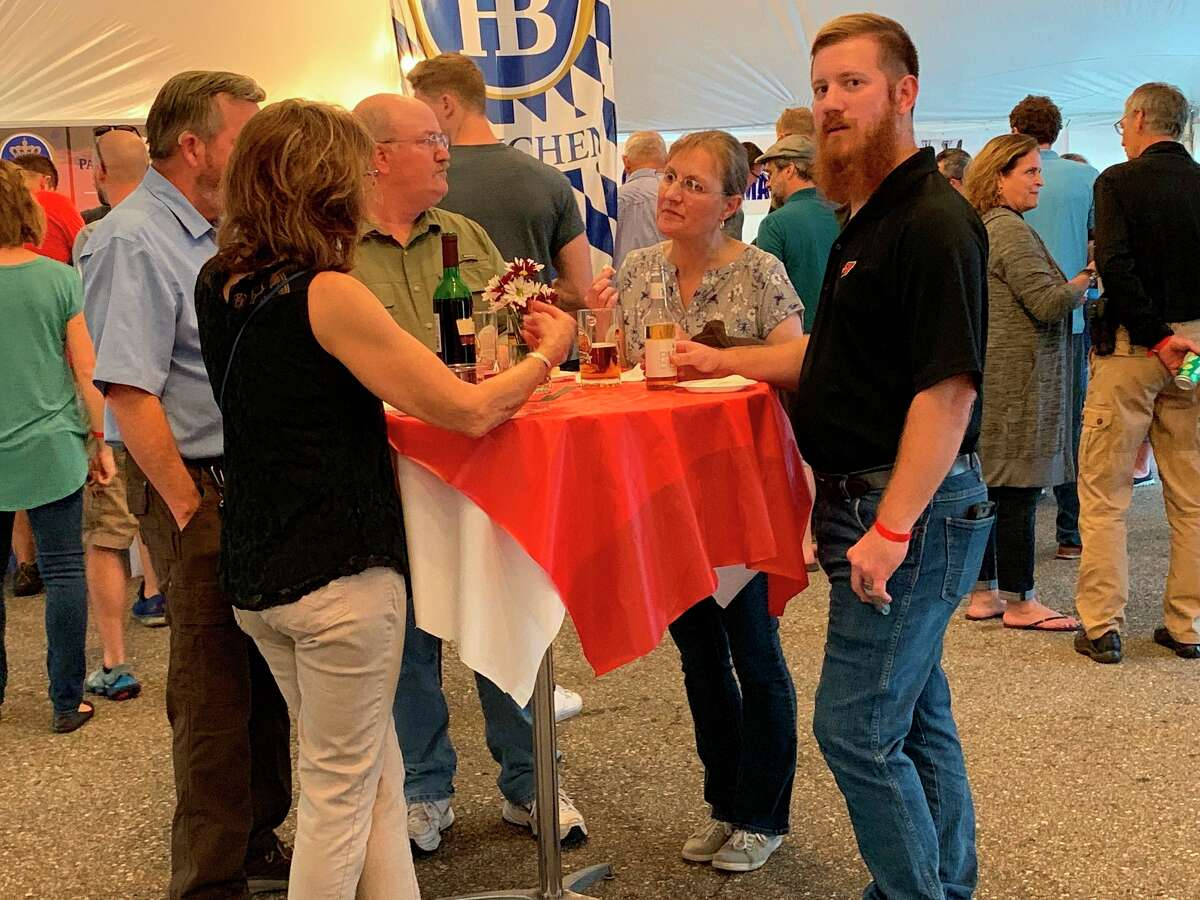 Germanfest, the annual celebration at St. Peter's Lutheran Church in Big Rapids,has been canceled for the second year in a row. (Pioneer file photo)