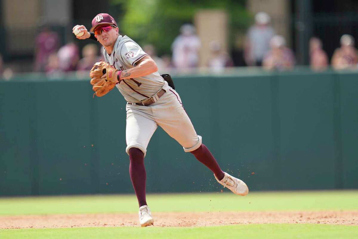 Texas A&M defensive back Leon O'Neal Jr. (9) watches a really of a penalty call against Kent State during the second half of an NCAA college football game on Saturday, Sept. 4, 2021, in College Station, Texas. (AP Photo/Sam Craft)