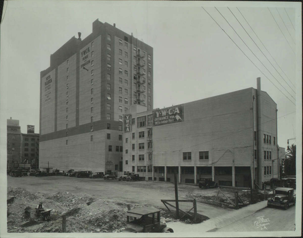 The Hotel Figueroa began its life as a YWCA in 1926 in downtown Los Angeles.