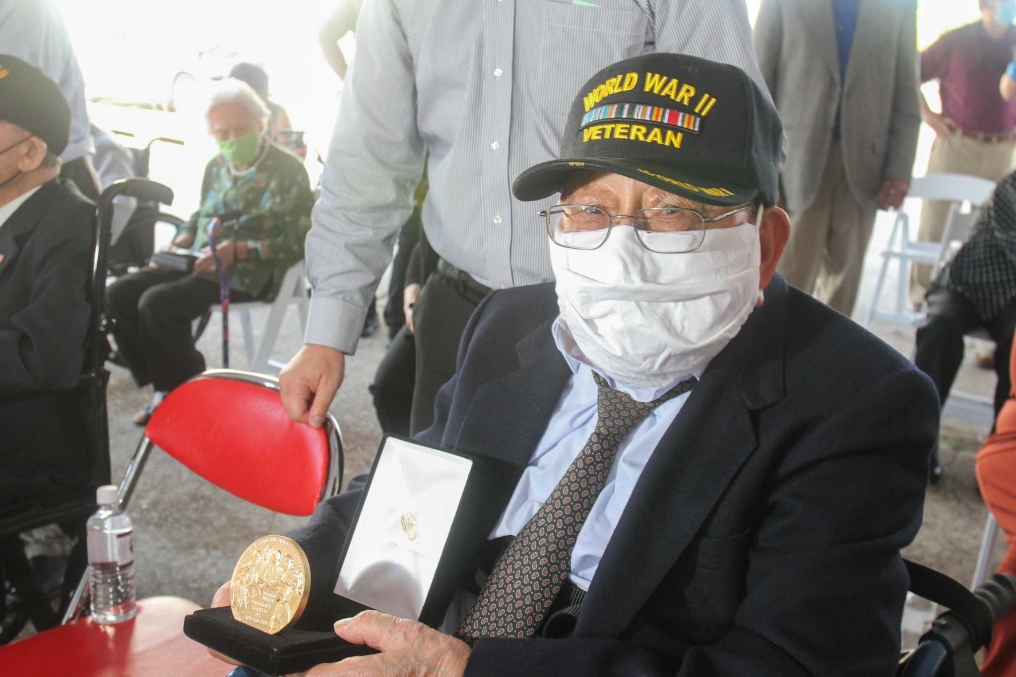 www.houstonchronicle.com: Houston honors service of Chinese Americans in WWII