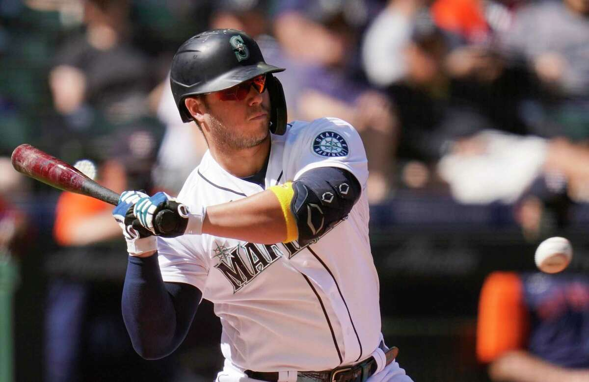 Mariners second baseman Ty France is hitting .339 in 46 games since the All-Star break.