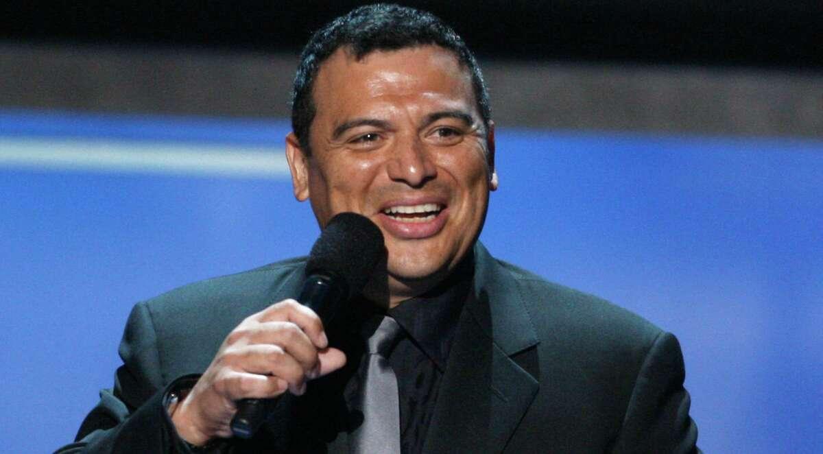 Carlos Mencia kicks off a weekend run on Thursday at Laugh Out Loud Comedy Club.