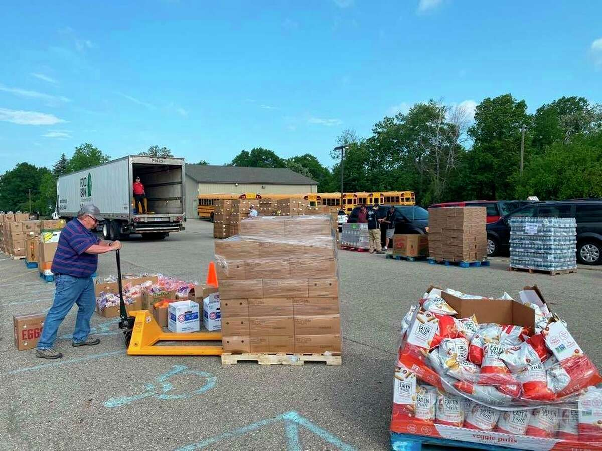 The Food Bank of Eastern Michigan will hold a pair of pop-up food pantry in the coming week.The first will take place Tuesday, Sept. 7, at Cass City Methodist Church, 5100 Cemetery Road, Cass City, at 2 p.m. The second will be held on Friday, Sept. 10, at the Sons Life Missionary Church, 1 W. Main St., Sebewaing, at 10 a.m. (Tribune File Photo)