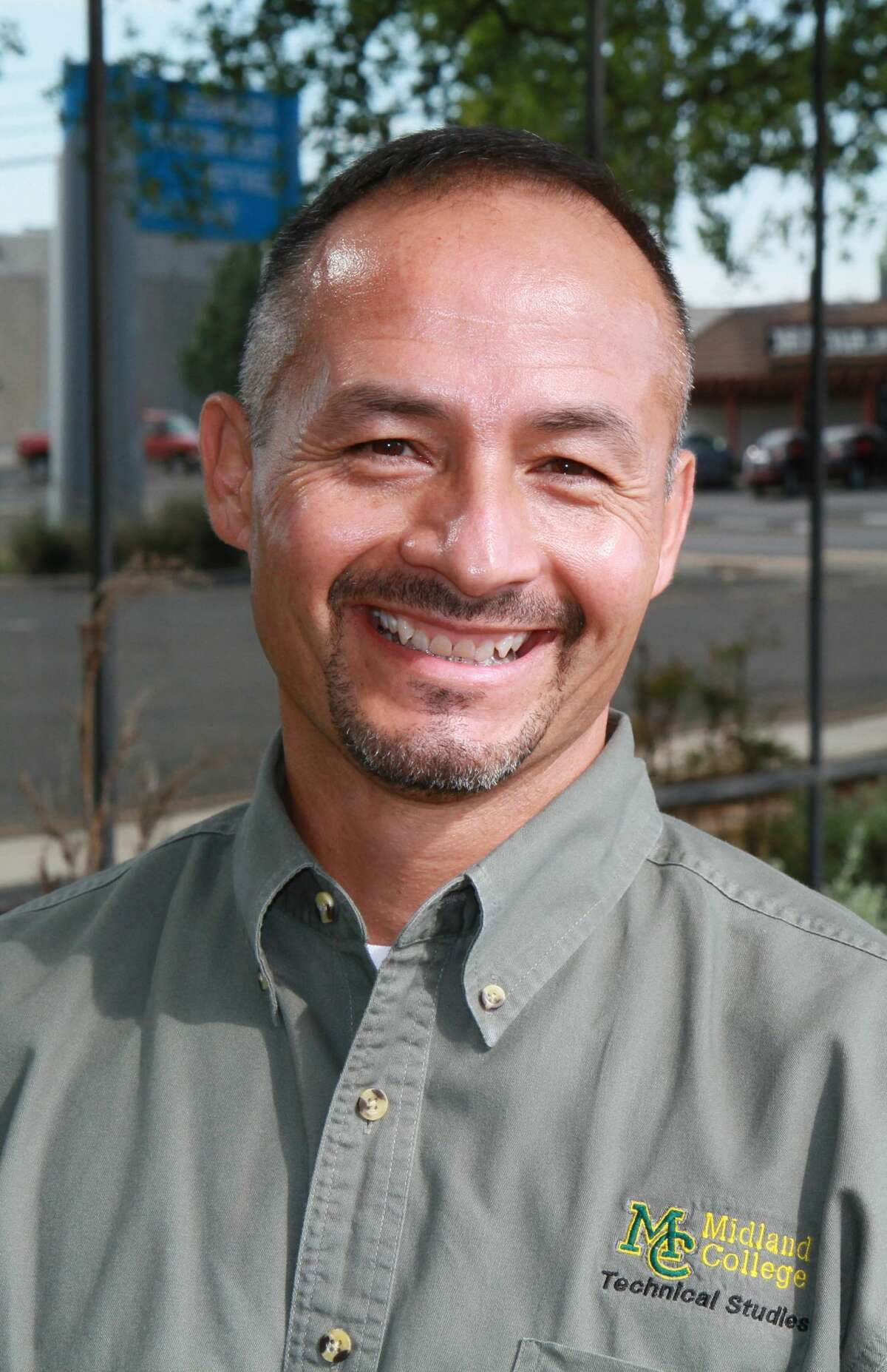Pete Avalos, program chair, Automotive, Diesel and Energy Technology