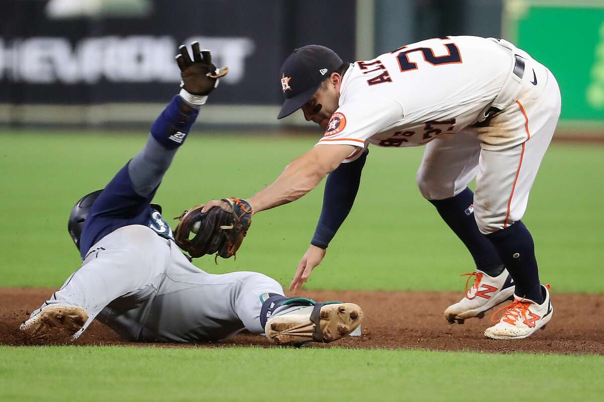 Wednesday's finale of the Astros' pivotal three-game series against the Mariners will require an internet connection to watch instead of a cable or satellite TV subscription.