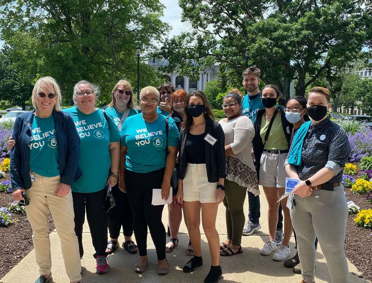 The Connecticut Alliance to End Sexual Violence has launched a campaign to raise awareness as reports of sexual abuse have increased during the pandemic.