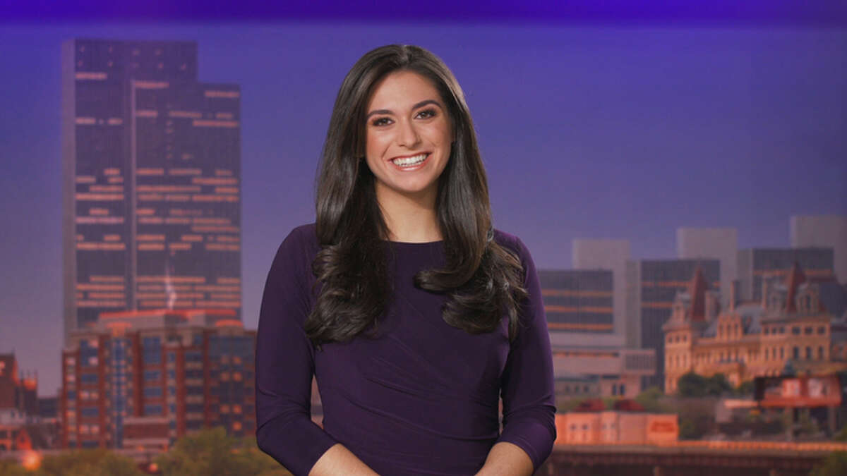 Christina Talamo is the morning meteorologist at WNYT. You will find her on-air Wednesday through Sunday. She works alongside Neal Estano during the week and does the weather solo on the weekends. You can follow her on Facebook, Instagram and Twitter.
