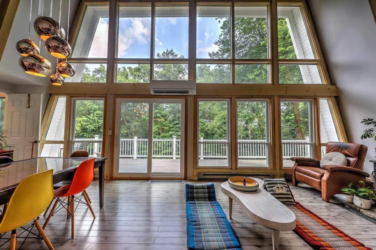 32 Nod West Drive in Ridgefield is on the market for $815,000.