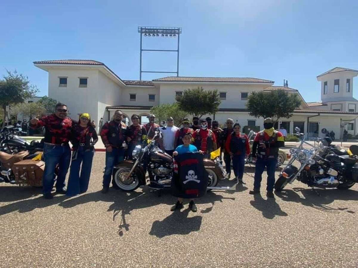 Bikers gathered for the 5th annual Ride for Hope on Saturday, Sept. 4 to raise funds and awareness for pediatric cancer.