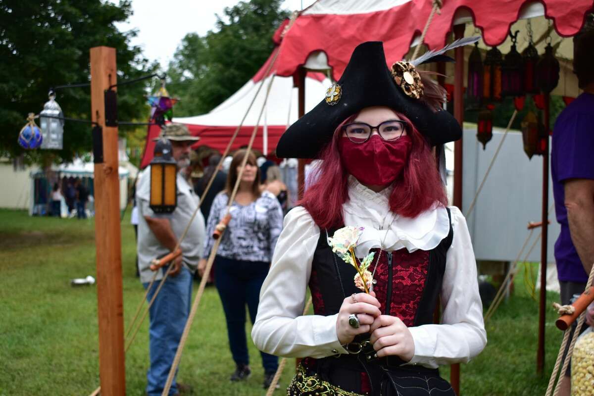 The Connecticut Renaissance Faire kicked off its 23rd season Labor Day Weekend 2021 at the Lebanon County Fairgrounds in Lebanon, Conn. The recreation of a 16th-century harvest festival featured magic, comedy, jousting and more. Were you SEEN?