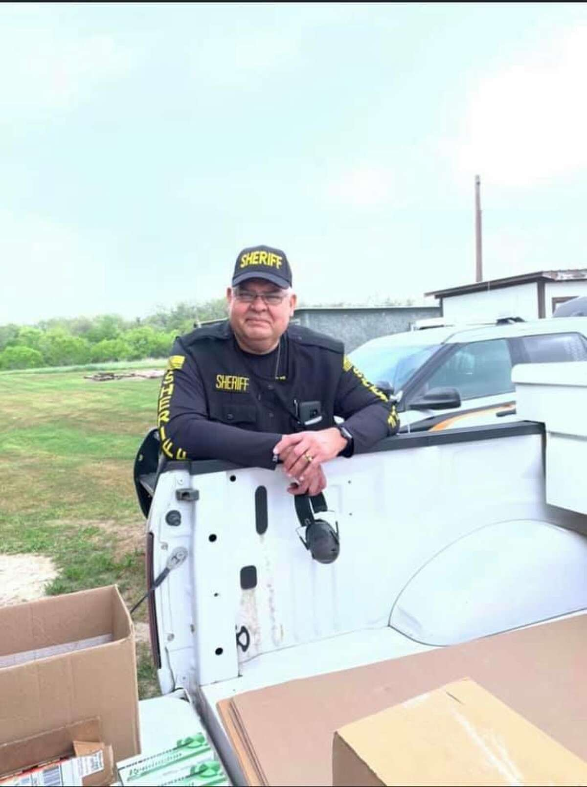 Gonzales County Sheriff Robert Ynclan died Sunday of COVID-19, according to facebook post by the sheriff's office. He was 63.