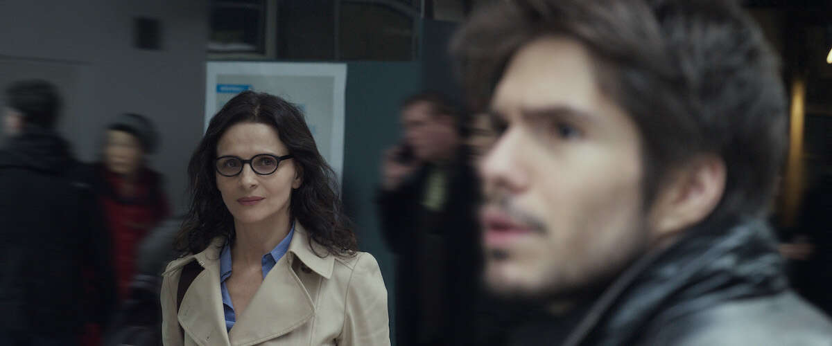 """If you've ever wanted to see Oscar, BAFTA and César-winning Juliette Binoche in a catfishing/cyberstalking movie -- as the catfishER/cyberstalkER! -- """"Who You Think I Am"""" is the film for you."""
