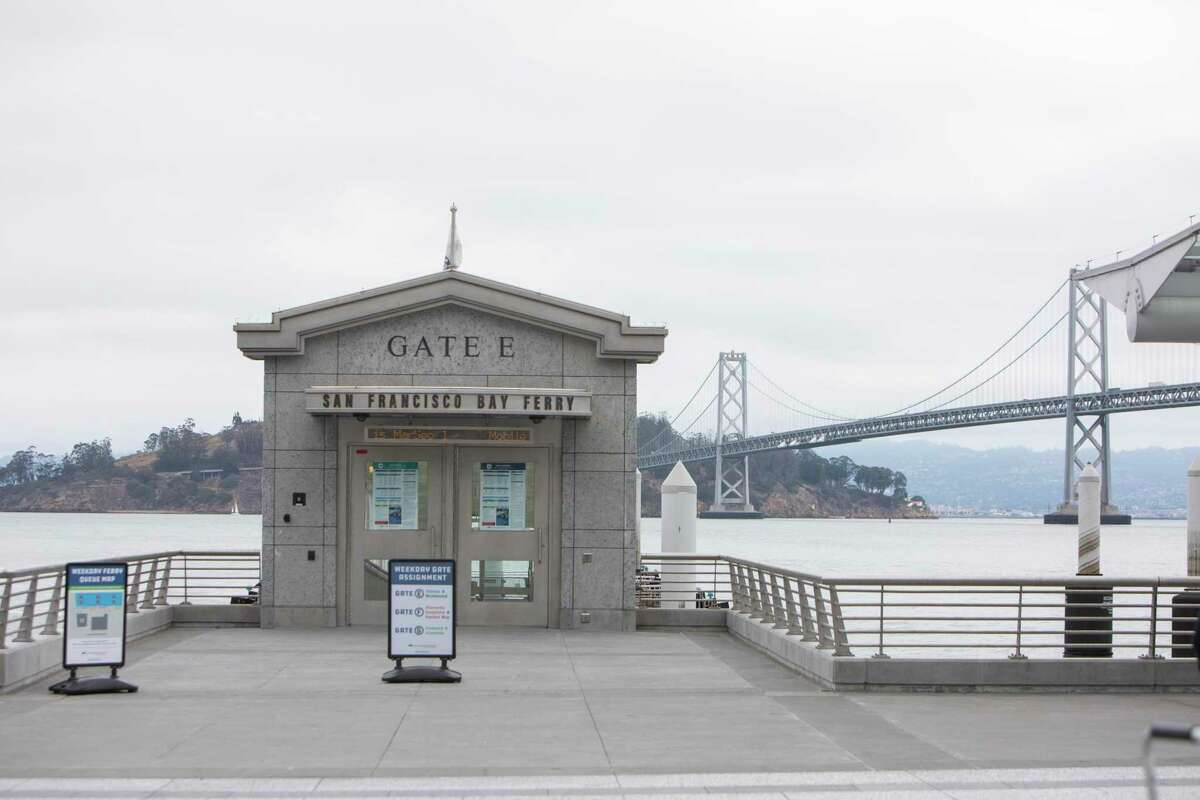 A man was pulled from the water in San Francisco Bay after he was found floating face down near the Ferry Building overnight, the Fire Department reported Tuesday.