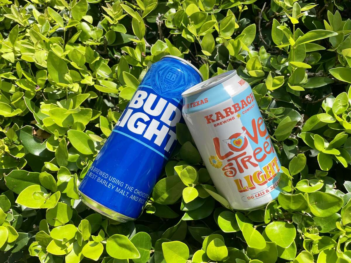 Is Karbach's new Love Street Light eerily similar to Bud Light? We tried it out.