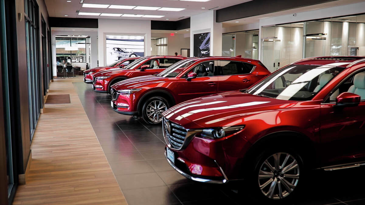 Retail Evolution, a new floor plan proponed by Mazda