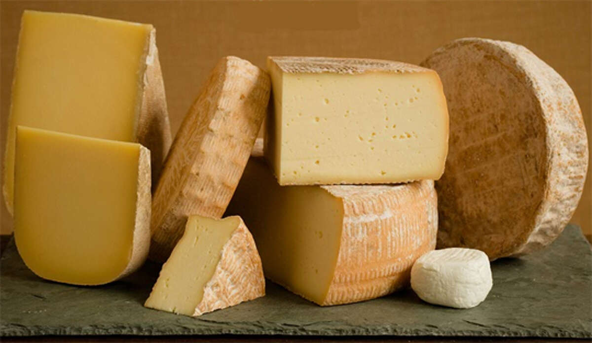 Cheese from Consider Bardwell Farm in West Pawley, Vt., will be among sampling options for participants in the Washington County Cheese Tour, being held Saturday and Sunday, Sept. 11 and 12, 2021.