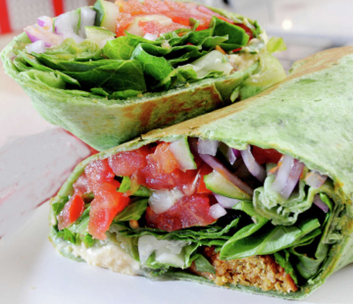 St. Ann Maronite Catholic Church in Watervliet will be offering all the fixin's for a falafel wrap as a fundraising dinner scheduled for 4 to 6 p.m. Friday, Sept 17, 2021.