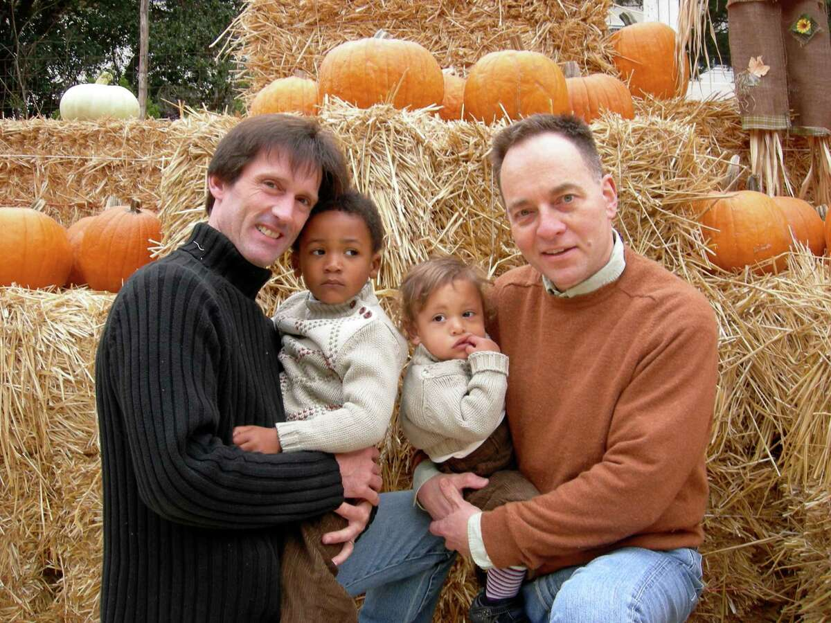 """""""Decorative Gourd Season"""" with the Fisher-Paulsons."""